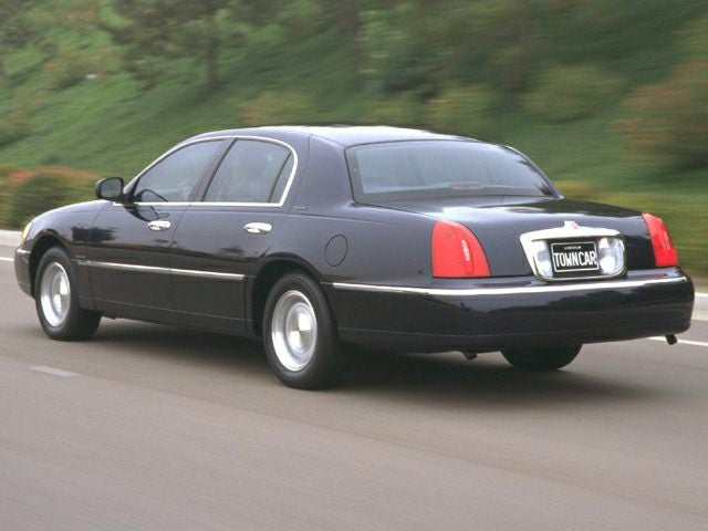 2000 Lincoln Town Car Signature in Dyersburg, TN | Jackson Lincoln